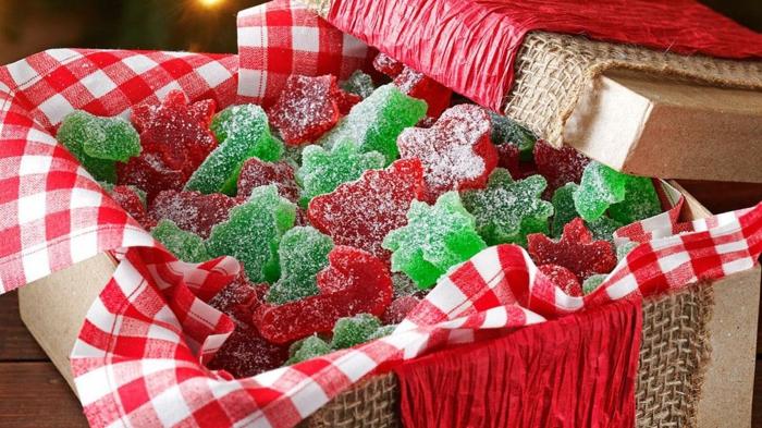 gummibärchen selber machen rezept weihnachten