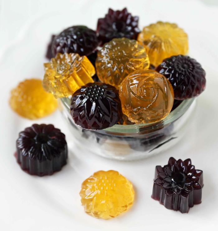 gummibärchen selber machen rezept