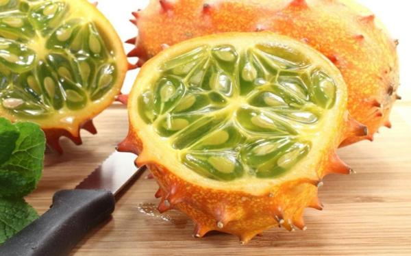kiwano frucht vitamine mineralstoffe