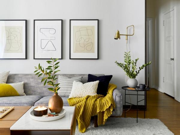 panton farbe des jahres 2021 wohnzimmer einrichten