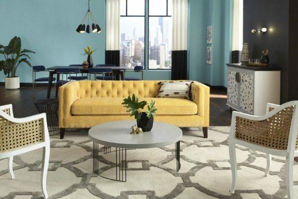 pantone farbe des jahres 2021 illuminating yellow