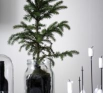 Puristische Weihnachtsdeko Ideen für ein besinnliches und harmonisches Weihnachtsfest zu Hause