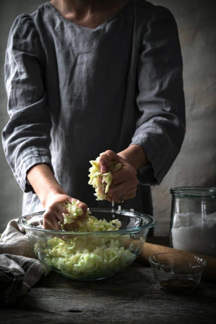rezepte mit sauerkraut selbst machen sauerkrau verfeinern