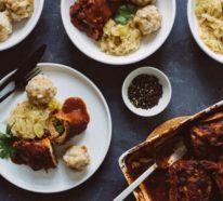 Festliche Rezepte mit Sauerkraut- selbst gemacht, gesund und traditionell