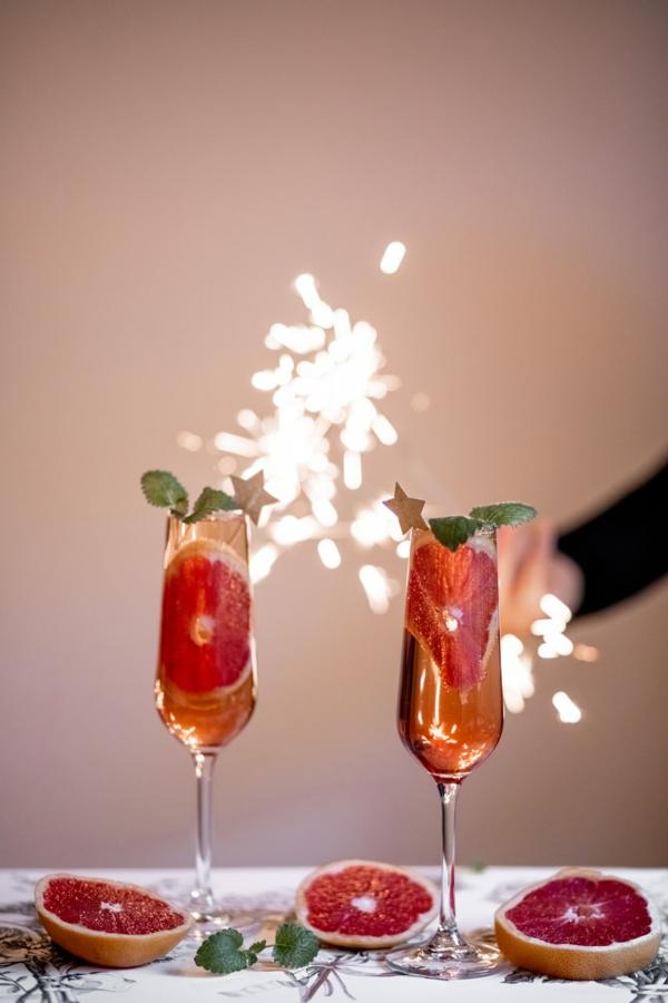 sillvestermenü silvester zu zweit feiern