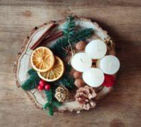 Tischdeko zu Weihnachten – 35 Inspirationsideen für Ihre besinnliche, entspannte Weihnachten