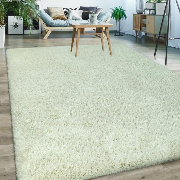 upcycling hochflor teppich kuschelig modern