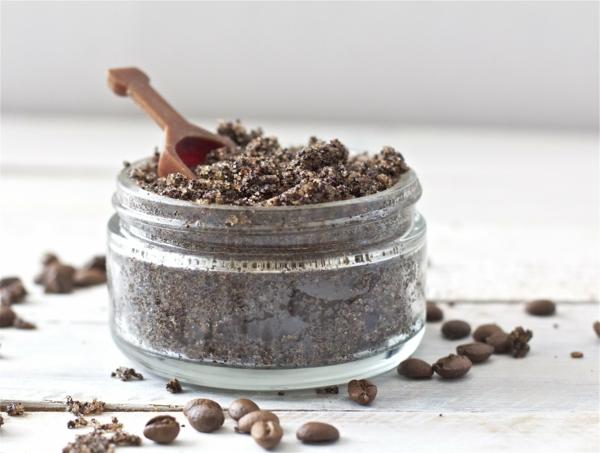 vanille kaffee zuckerpeeling selber machen