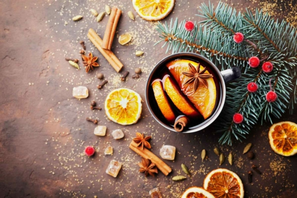 weihnachtsgewürze glühwein selber machen