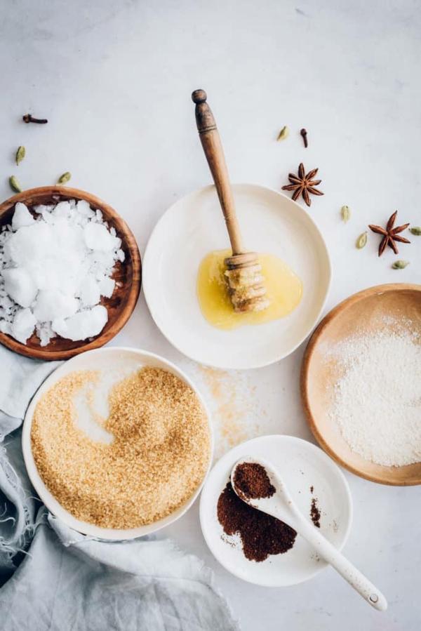 zuckerpeeling selber machen mit vanille