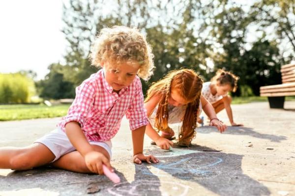 Achtsamkeitsübungen für Kinder Lernen durch Spielen