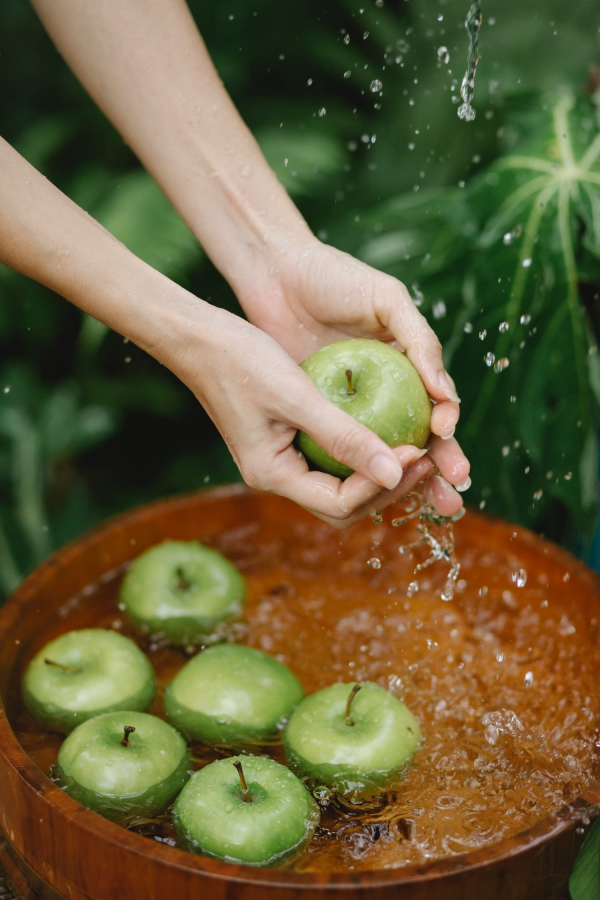 Apfelessig Diät – Wie gesund ist sie wirklich Alle Infos zum Essig Foodtrend äpfel aus dem garten verwerten