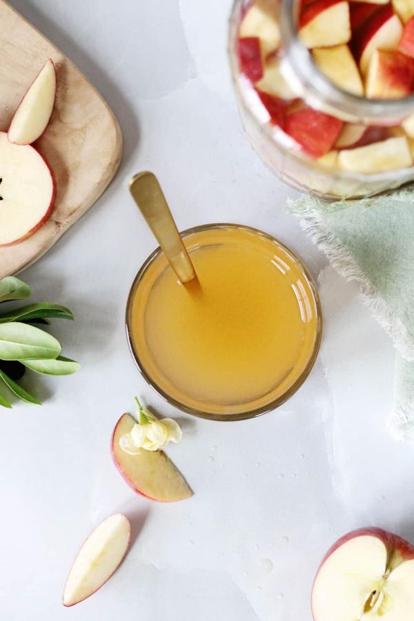 Apfelessig Diät – Wie gesund ist sie wirklich Alle Infos zum Essig Foodtrend apfelessig cocktail gesund