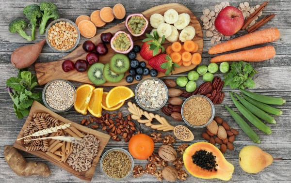 Ballaststoffreiche Ernährung – Alles, was Sie über Ballaststoffe wissen sollten gesundes obst gemüse vegan