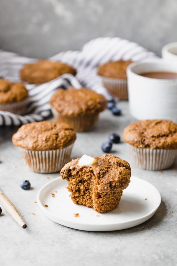 Ballaststoffreiche Ernährung – Alles, was Sie über Ballaststoffe wissen sollten weizenkleie muffins vollkorn gesund