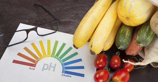 Basische Ernährung Rezepte Basenfasten alkalische Lebensmittel