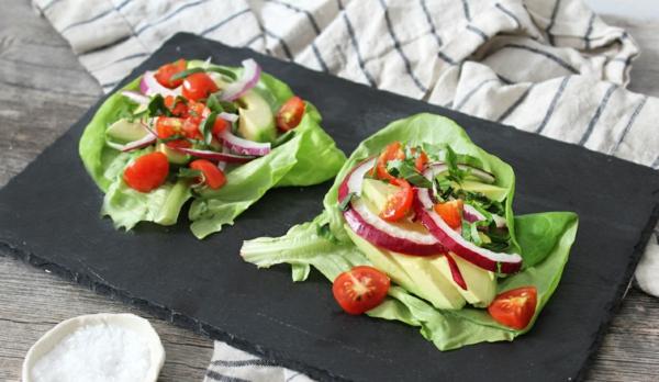 Basische Ernährung Rezepte Mittagsessen Basenfasten alkalische Lebensmittel