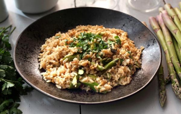 Basische Ernährung Rezepte mit Reis Basenfasten alkalische Lebensmittel
