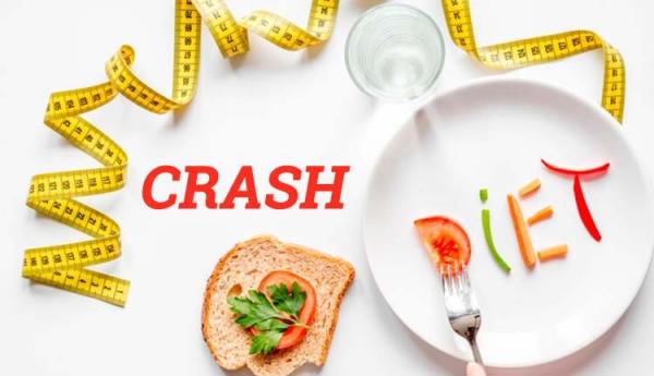 Crash Diät – Hier ist alles, was Sie darüber wissen sollten crash vor und nachteile