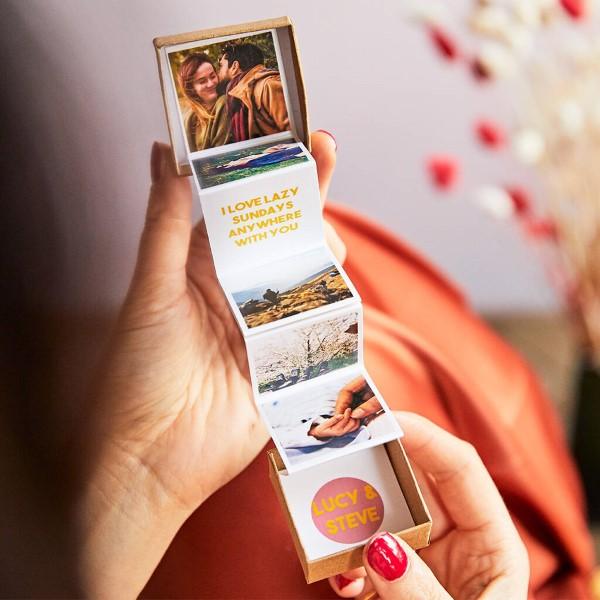 Das perfekte Valentinsgeschenk für ihn wählen oder basteln – Tipps und Ideen diy geschenk ideen fotos (Custom)