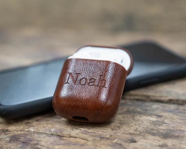 Das perfekte Valentinsgeschenk für ihn wählen oder basteln – Tipps und Ideen kabellose kopfhörer mit leder case (Custom)