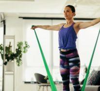 Ganzkörper Theraband Übungen für zuhause – Vorteile und Auswahlhilfe