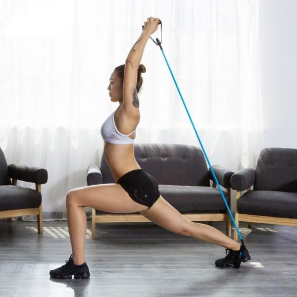 Ganzkörper Theraband Übungen für Zuhause – Vorteile und Auswahlhilfe yoga übungen mit band
