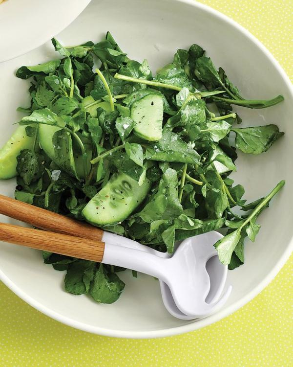 Υγιέστερα λαχανικά Κορυφαία 5 από τα πιο θρεπτικά είδη υγιεινής σαλάτας κάρδαμου