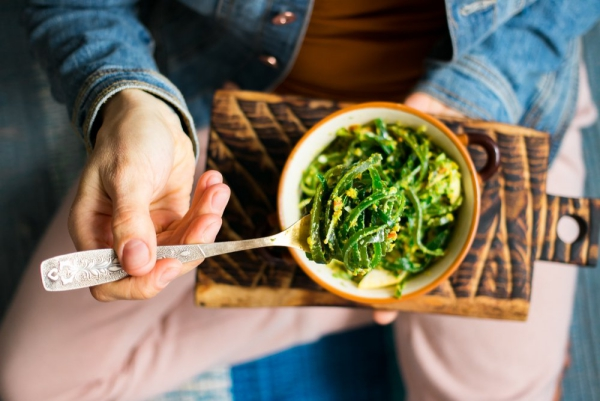 πιο υγιεινά λαχανικά κορυφαία 5 από τις πιο θρεπτικές ποικιλίες σαλάτας φύκια και φύκια