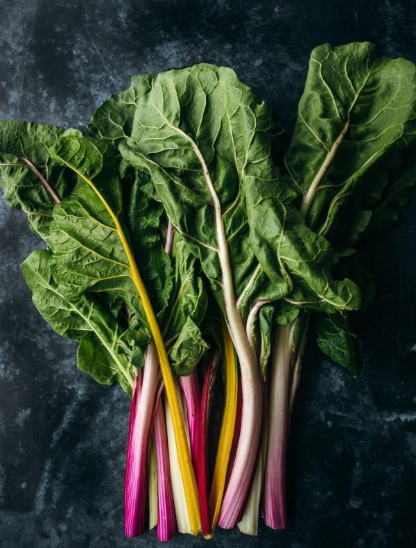 πιο υγιεινά λαχανικά Κορυφαία 5 από τις πιο θρεπτικές ποικιλίες chard λευκόχρυσο ροζ