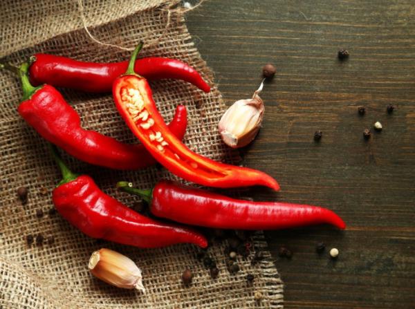 Gesundes Essen in Corona Zeiten Peperoni ein gut erprobtes Antioxidans
