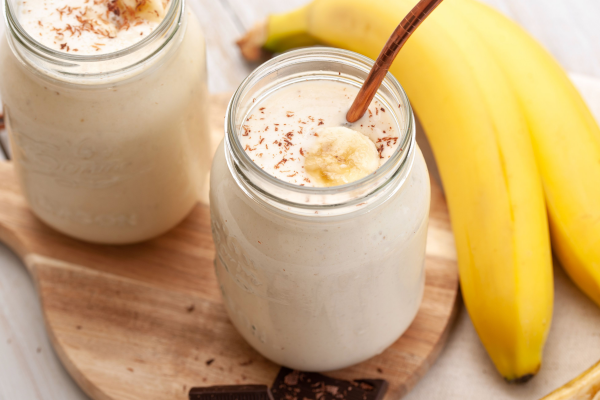 Getränke gegen Corona Smoothies aller Art gefragt mit Früchten und Milch oder Joghurt