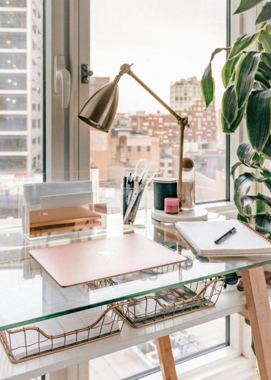 Home Office Guide das übliche Bürozeug nötige Geräte täglich brauchen bei der Heimarbeit
