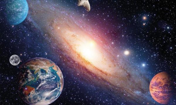 Jahreshoroskop 2021 Planeten im Sonnensystem wie stehen die Sterne