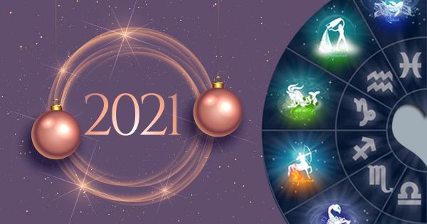 Jahreshoroskop 2021 schöne Überraschungen für alle Sternzeichen in den Sternen kodiert