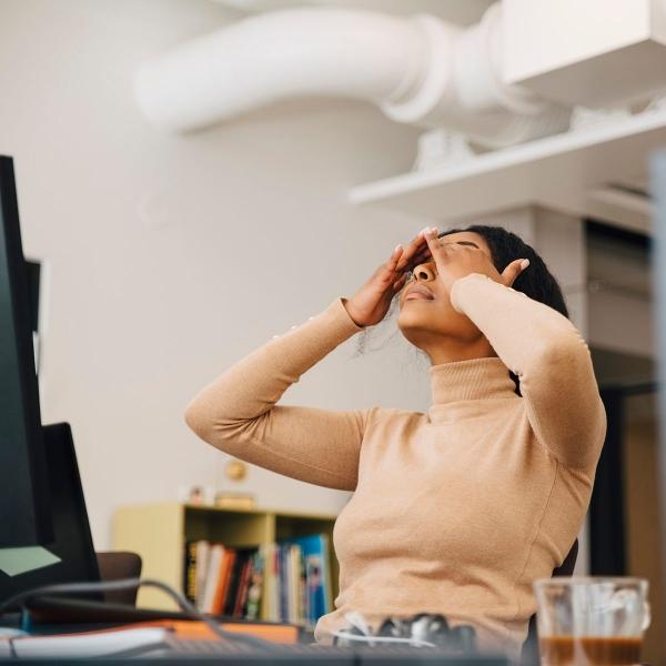 Natürliche Beruhigungsmittel aus der Naturapotheke und weitere Anti-Stress Tipps home office stress arbeit