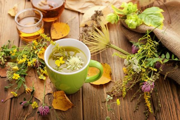Natürliche Beruhigungsmittel aus der Naturapotheke und weitere Anti-Stress Tipps kräuter tee sorten gegen stress