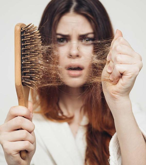 Rizinusöl für schöne Haut und Haare Haarausfall behandeln