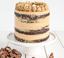 Schokoladenkuchen mit Erdnussbutter – das Rezept für eine verführerische Köstlichkeit