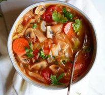 Alles, was Sie über die Suppendiät wissen sollten: Vor- und Nachteile