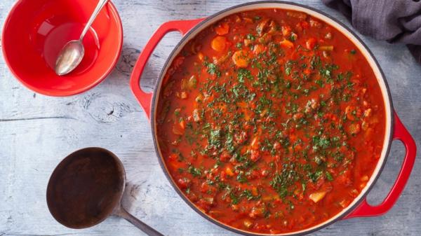 Suppendiät Vorteile Nachteile Diätsuppen gesund