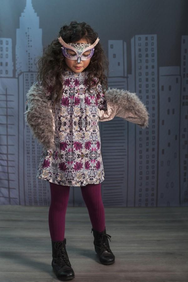 Tiermasken basteln mit Kindern zum Fasching – kreative Ideen und einfache Anleitung eule kostüm kind idee