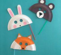 Tiermasken basteln mit Kindern zum Fasching – kreative Ideen und einfache Anleitung