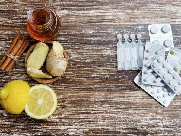 Welche Hausmittel gegen Halsschmerzen kennen Sie Hier sind 9 davon