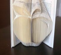 Orimoto – Bücher falten und dreidimensionale Motive selber erstellen
