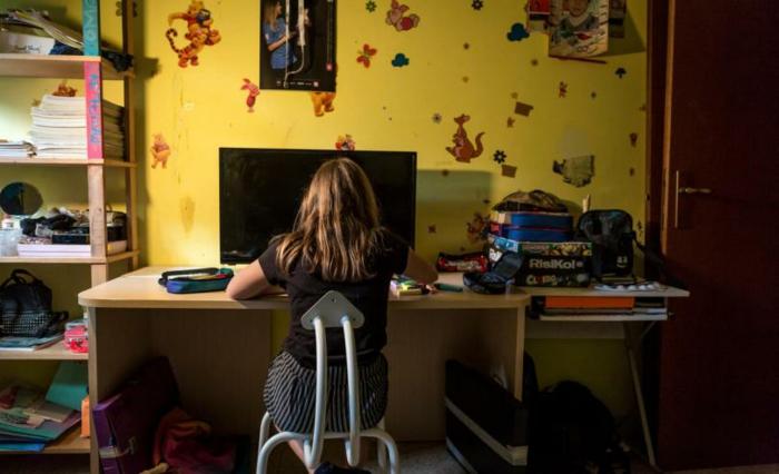 bewgungsmangel coronakrise psychische folgen kinder