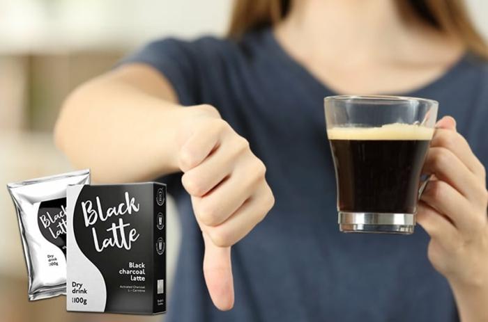 black latte selber machen rezept nebenwirkungen