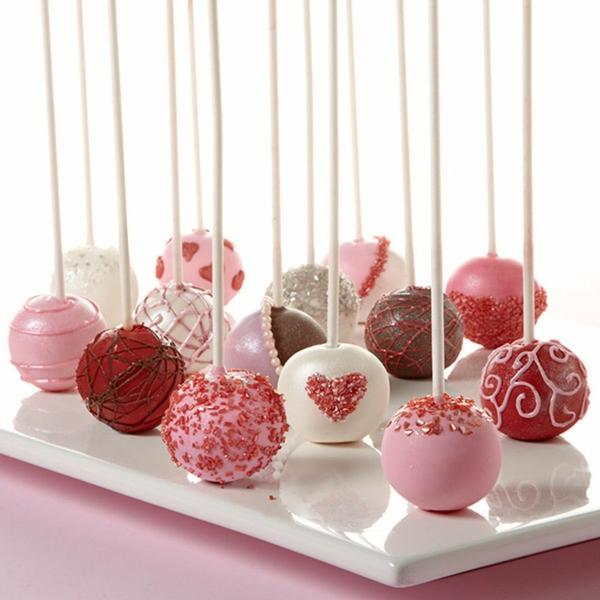cake pops teig valentinstag