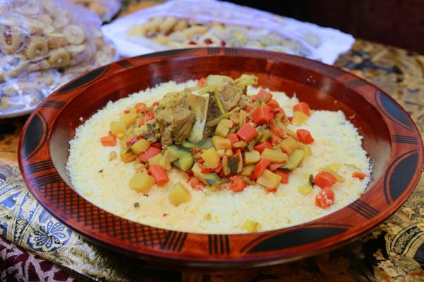 couscous zubereiten afrikanisches rezept