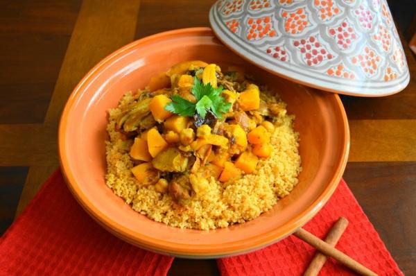 couscous zubereiten orientalisches gericht